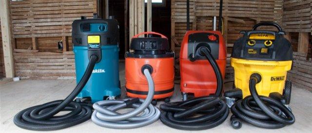 Как выбрать и купить строительный пылесос