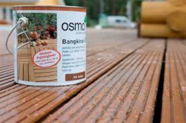 Правильное применение масла для дерева для наружных и внутренних работ