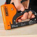 Тест механических строительных степлеров