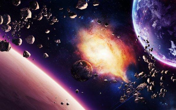 Ученые рассказали, как появились астероиды