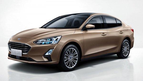 Ford Focus остается лидером на вторичных рынках Москвы и Петербурга