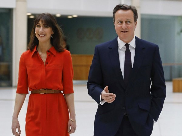 Жена бывшего британского премьер-министра получила убытки на сумму почти в миллион долларов
