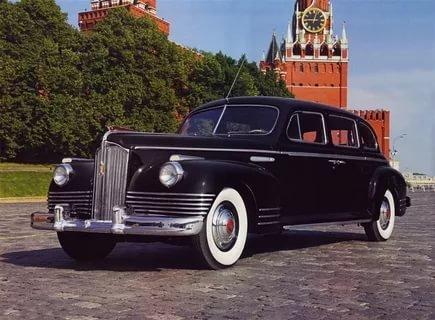 В России продают «Сталинский» лимузин