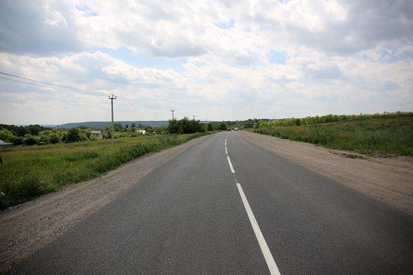5 тыс. км дороги в обход Воронежа стали идеально ровными после ремонта
