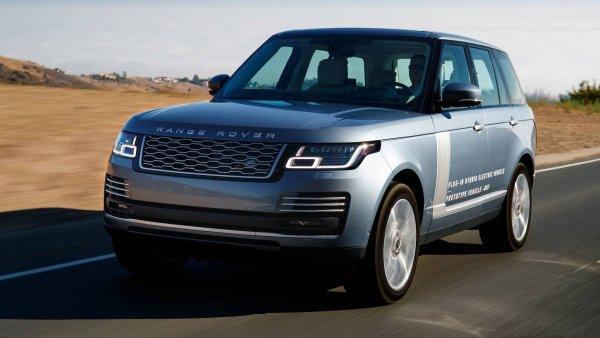 Land Rover представил обновленный внедорожник Range Rover Sport 2019?