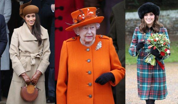 Раскрыты основные правила выбора одежды женщин из королевской семьи