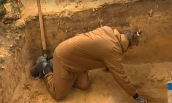 В городском саду Салехарда археологи нашли захоронение времен меднокаменного века
