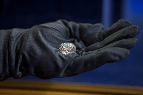 «Алроса» продала самый дорогой бриллиант России