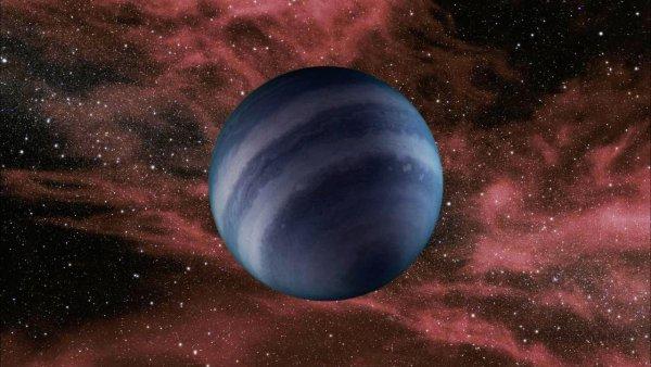 Учёные открыли уникальную блуждающую планету