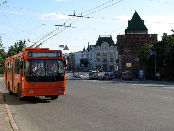 В Нижнем Новгороде стали чаще ходить троллейбусы и трамваи