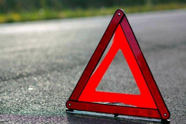В Тюмени разыскивают водителя, сбившего пешехода