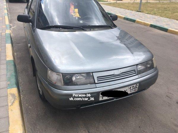 Воронежец с помощью автомобильного номера замаскировался под иркутянина