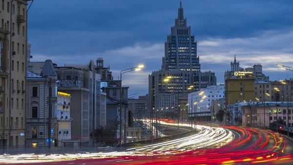 Собянин: Московский регион превзошел города ЕС по количеству машин