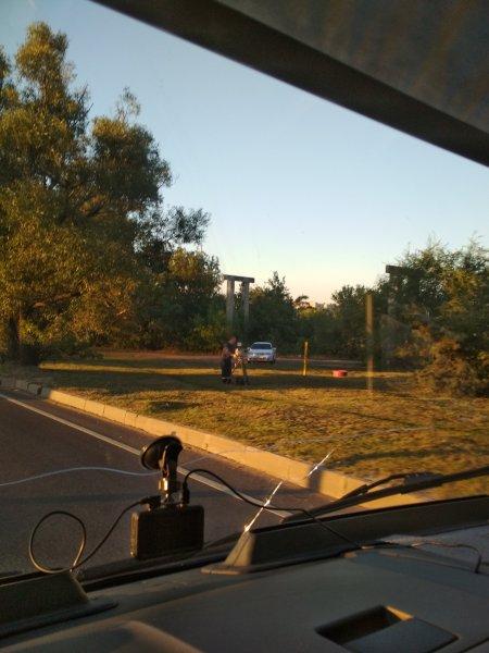Воронежских автомобилистов предупредили о хитрой треноге