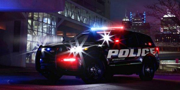Рассекречены технические характеристики полицейского Ford Explorer