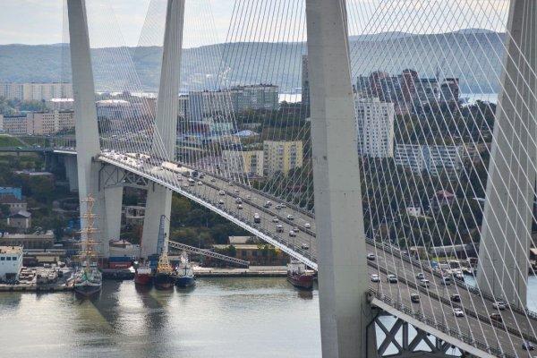 Генуя может повториться: Строители во Владивостоке предупредили о возможном обрушении Золотого моста