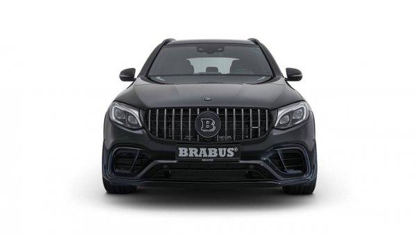 Brabus построил 600-сильный кроссовер Mercedes-AMG GLC 63 S
