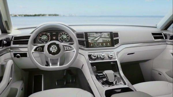 Тюнинг-ателье APR представило доработанный внедорожник Volkswagen Atlas