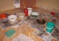 «ГУЖФ» – нет воды из-под крана, зато течёт с потолка