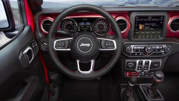 Jeep назвал рублевые цены на внедорожник Jeep Wrangler нового поколения