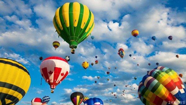 В Ростове прошли соревнования по управлению воздушными шарами