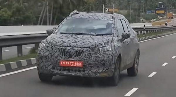 Новый Nissan Kicks на базе Renault Duster получил пересмотренный дизайн