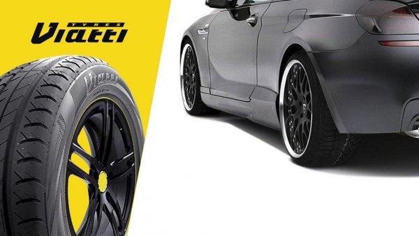 Продажи продукции шинного бренда Viatti увеличились на 60%