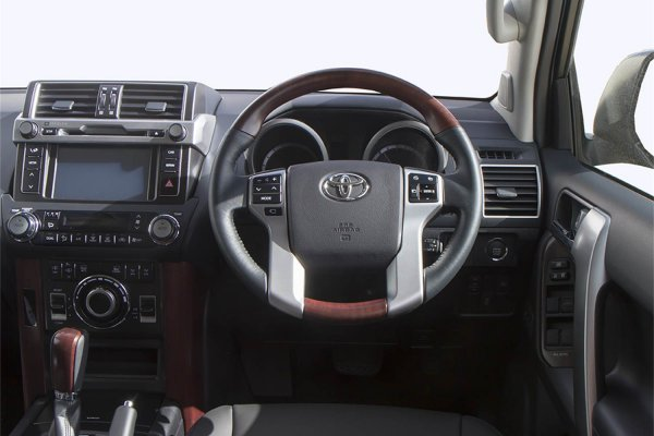 К дебюту готовится легендарный внедорожник Toyota Land Cruiser нового поколения