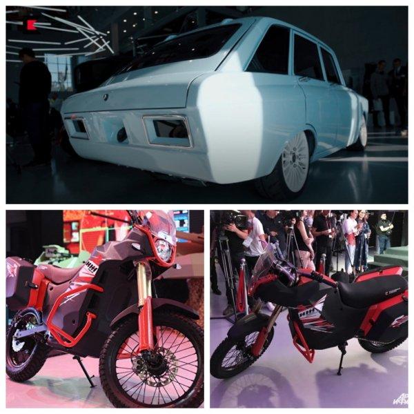 «Калашников» будет поставлять электрокары и электроциклы в ОАЭ