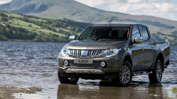В июле Mitsubishi L200 стал самым продаваемым пикапом в России