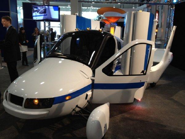 Япония разработает правила для летающих машин