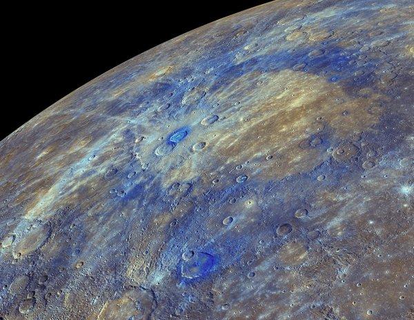 26 августа Меркурий, Венера и полная Луна будут видны невооруженным глазом