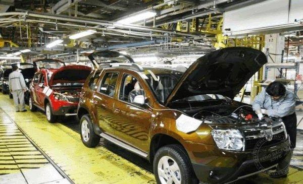 Московский завод Renault возвращается к работе после летних каникул