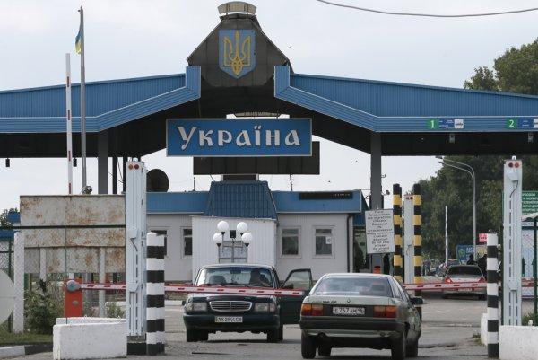 Блогер Лена Миро сравнила украинскую границу с поясом верности