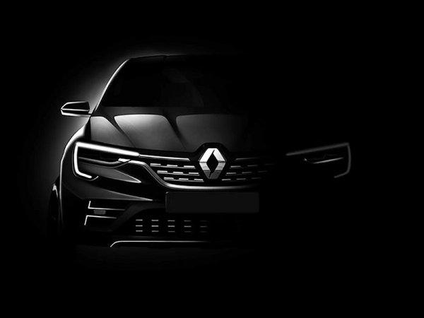 Renault представил на ММАС-2018 новый кроссовер Renault Arkana
