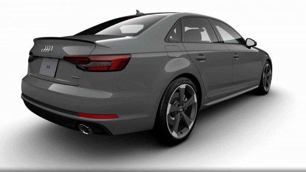 Audi выпустит 40 седанов A4 Ultra Sport Edition