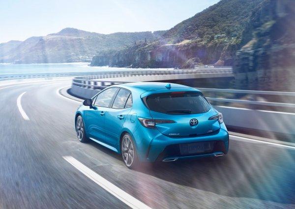 Toyota Corolla превратят во вседорожник