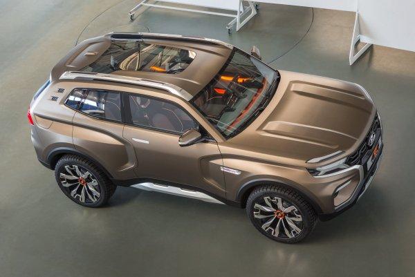«Не хуже Range Rover» : Американцы высоко оценили обновленный LADA 4X4 Vision в соцсетях