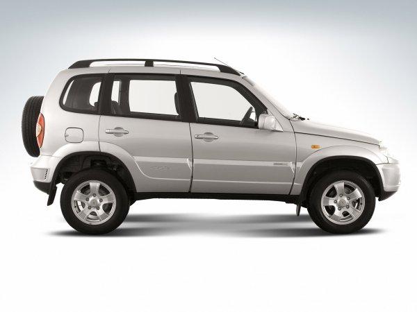 «GM-АВТОВАЗ» сделал Chevrolet Niva еще дешевле