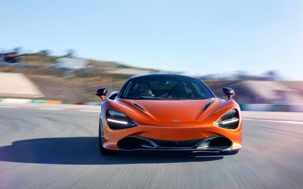 McLaren представила публике новый суперкар McLaren 720S