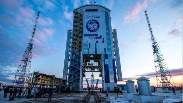 На космодроме «Восточный» началось устранение найденных пустот