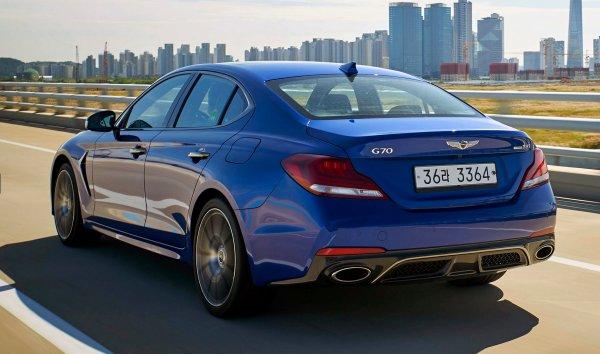 Продажи Genesis в России с начала года превысили 1 000 автомобилей