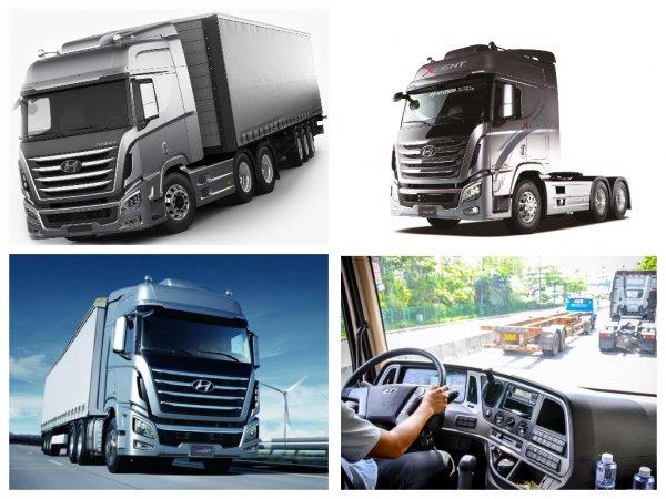 Калининградский «Автотор» осваивает производство тяжелых тягачей Hyundai Xcient