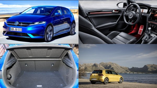 Вернувшийся в Россию Volkswagen Golf передан первому покупателю