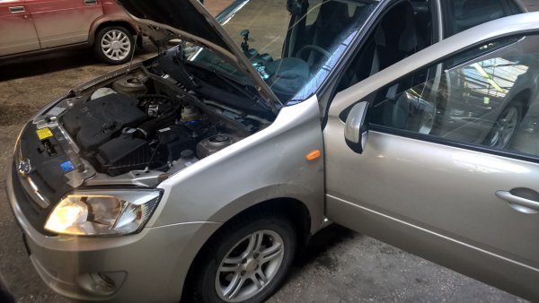 Дефектная LADA Granta принесла автомобилисту из Ижевска 1,4 млн рублей