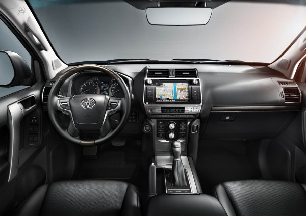 Toyota Land Cruiser Prado возглавил ТОП-10 самых распространенных дизельных легковушек в РФ