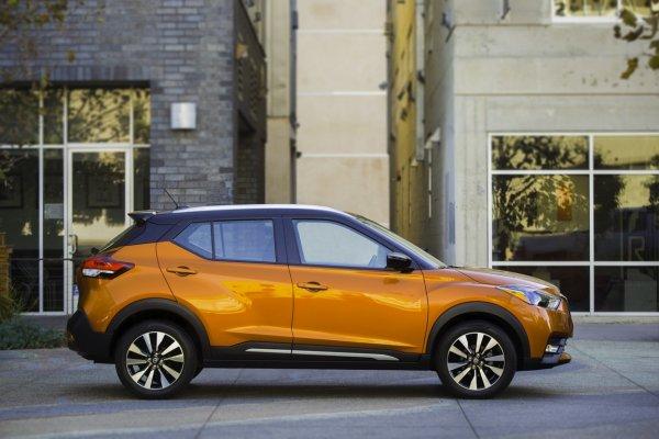 Кроссовер Nissan Kicks на базе Renault Duster покажут 18 октября