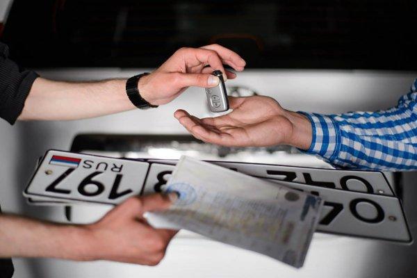 Новые правила регистрации ТС: Угон авто ради перепродажи потеряет смысл