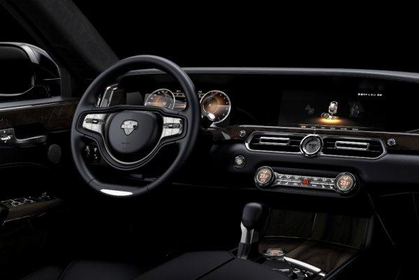 Минпромторг не исключает выпуск автомобилей Aurus в Татарстане