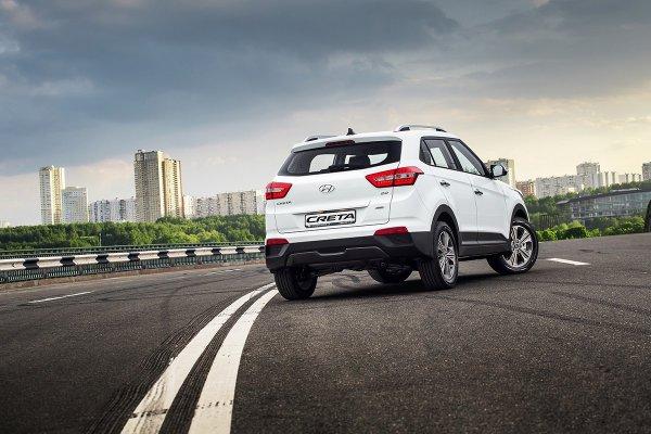 Автоблогер рассказал, в чём Hyundai Creta превосходит своих конкурентов